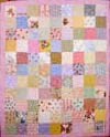 Alison's Shabby Chic Quilt